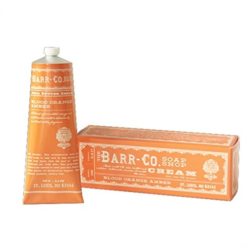 Barr Co. Soap Shop Hand Cream, Blood Orange Amber (Barr Co Lotion compare prices)
