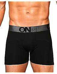 ONN Men's Multi Colour Pack Of 2 BLING NY867 Metallic Boxer Brief