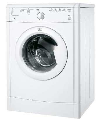 Indesit IDVA 835 (EU) Ablufttrockner / C / 4.2 kWh / 7.5 kg / Eco Time / Knitterschutzsystem / weiß