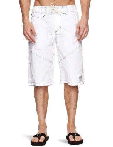 G-Star Ne Board Short Men's Shorts White Medium