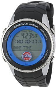 NBA Mens NBA-SW-DET Schedule Series Detroit Pistons Watch by Game Time