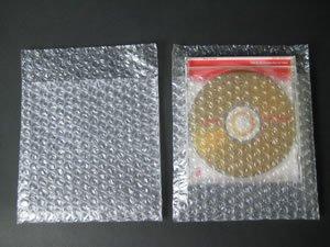 プチプチ袋(エアキャップ袋) CD・小物入れ 【100枚】