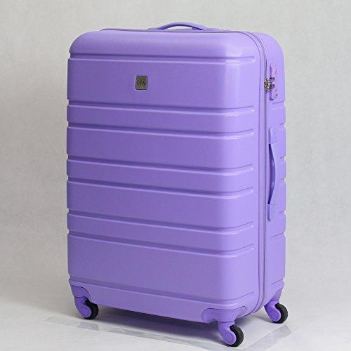 PIA スーツケース 002 【パープル 】 Lサイズ / LYP002-PR-L /###ケースLYP002-L紫###