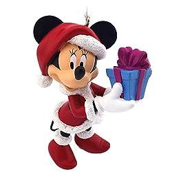 Hallmark Disney Minnie Mouse Santa Christmas Ornament