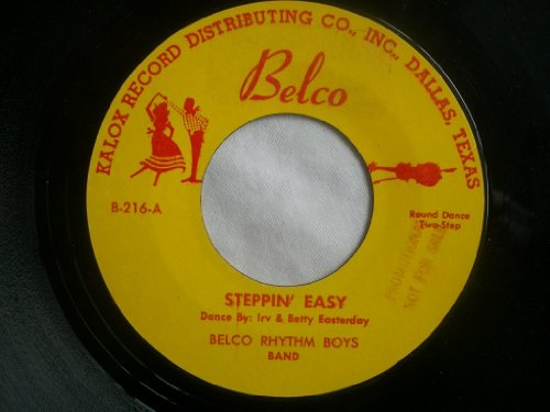 belco-rhythm-boys-band-steppin-easy-7-45