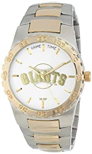 Game Time Mens MLB-EXE-SF San Francisco Giants Watch by Game Time