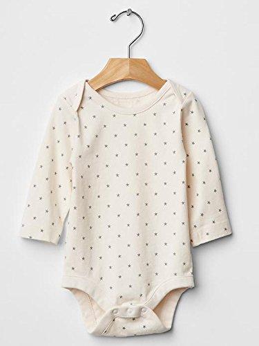 Gap Baby Organic Printed Bodysuit Size 12-18 M