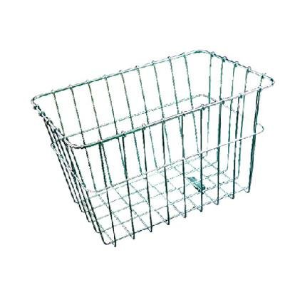 Wald #585 Rear Mounted Bike Basket - Silver