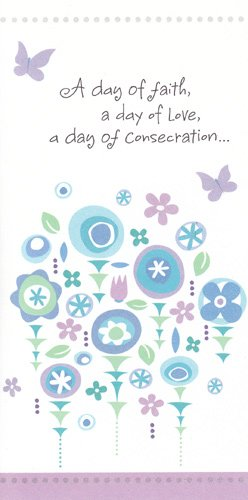 Greeting Card Confirmation Money or Gift Card Holder