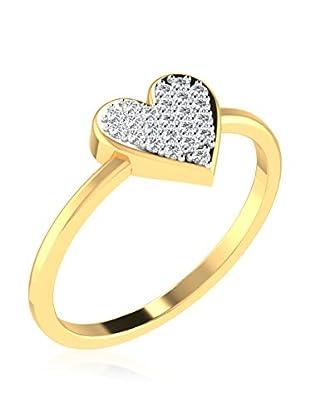 Essential Jewel Anillo R10642 (Oro Amarillo)