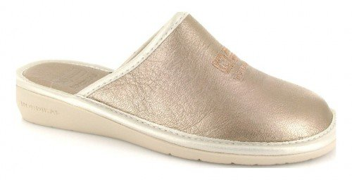 NORDIKAS, Pantofole donna Oro Envejecido