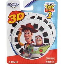 View-Master-3D-Toy-Story-3-3pc-set-Reel