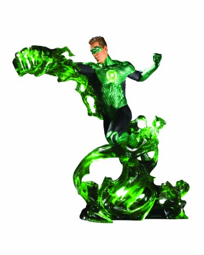 DC Direct Green Lantern (Movie): Hal Jordan Emerald Energy Statue