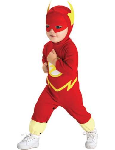 Flash New Born Baby Costume
