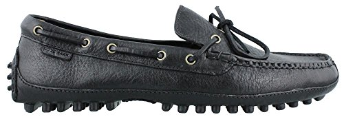 Men's Cole Haan, Grant Canoe Camp Moc Slip on Driver BLACK 9.5 M (Shoes For Women Drivers Cole Haan compare prices)