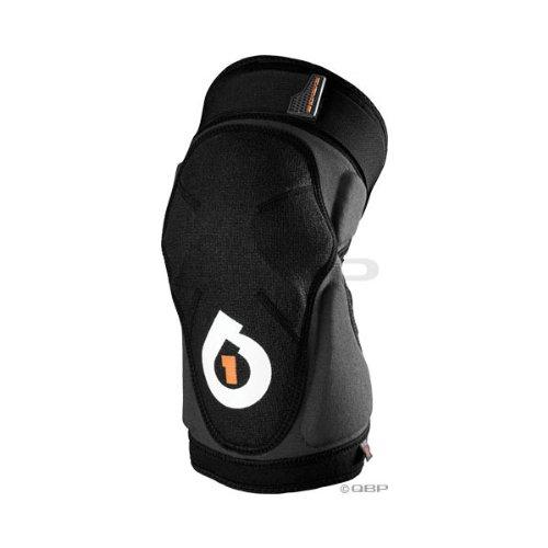 SixSixOne EVO Protective Knee Pad: Black; SM