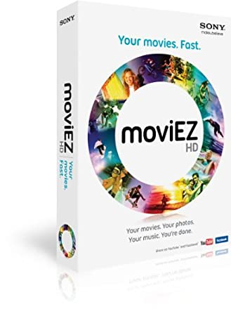 Sony Creative Software moviEZ HD