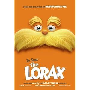 The Lorax 2012 Mom S Movie Blog