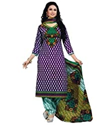 Airfashion Women's Unstiched Dress Material (SG-743_Multi_Free Size)