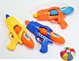 【水鉄砲】 ウォーターガンM-10  24入  / お楽しみグッズ(紙風船)付きセット [おもちゃ&ホビー]