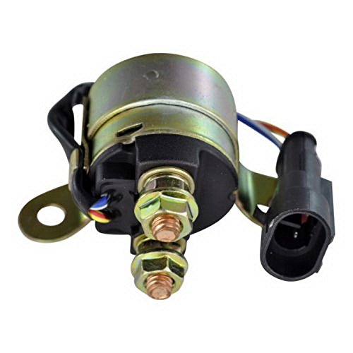Electrical Components Starter Relay Solenoid Fit For Yamaha YFM350FW Big Bear Moto-4 4¡Á4 1987 1988 1989 1990 1991 1992 1993 1994 1995 1996 1997 1998 1999