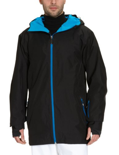 Quiksilver Vertex Men's Jacket Black X-Large