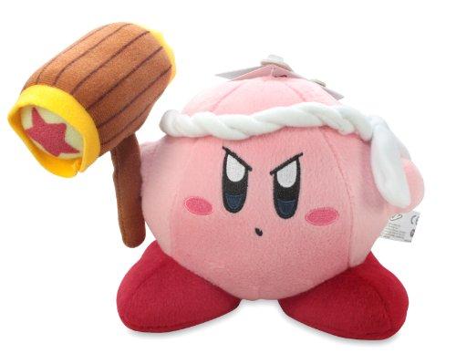 Little Buddy Official Kirby Adventure Hammer Kirby 6