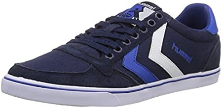 Hummel SL Stadil Canvas, Unisex Adults' Low-Top Sneakers