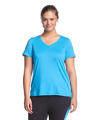 Katie K Activewear Plus Women's Signature K Tee