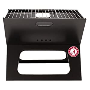 Picnic Time Picnic Time Collegiate Portable X-Grill by Picnic Time