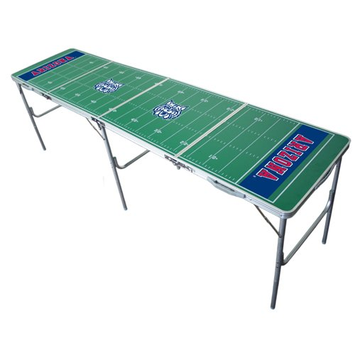 NCAA Arizona Wildcats Tailgate Ping Pong Table With Net