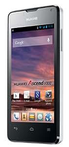 "Huawei Ascend Y300 - Smartphone libre Android (pantalla 4"", cámara 5 Mp, 4 GB, Dual-Core 1 GHz, 512 MB RAM), blanco"