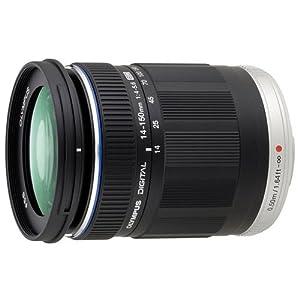 Olympus M.Zuiko 14-150mm f/4.0-5.6 Micro 4/3 ED Digital Zoom Lens for OM-D EM-5 & PEN E-P2, E-P3, E-PL1, E-PL2, E-PL3, E-PM1 Digital Camera