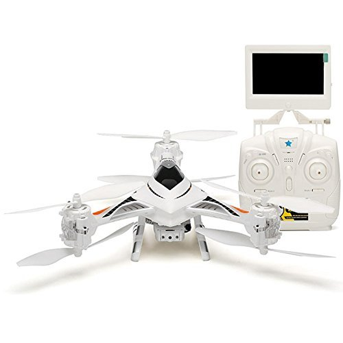 Cheerson-CX-33S-CX33S-20MP-HD-Camera-58G-FPV-With-High-Hold-Mode-RC-Tricopter