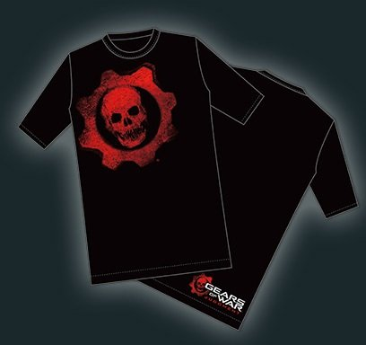 Gears of War: Judgment Xbox 360 予約特典 『オリジナルTシャツ+アンロックコード』【特典のみ】