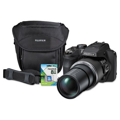 Finepix Sl1000 Digital Camera Bundle, 16Mp, 50X Optical Zoom, 100X Dig Big Discount