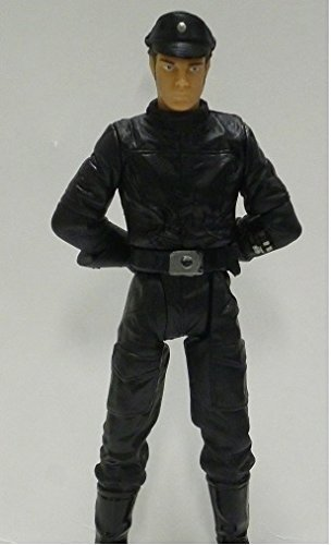Star Wars Basic Figure POWER OF THE JEDI Imperial Officer by Tommy direct