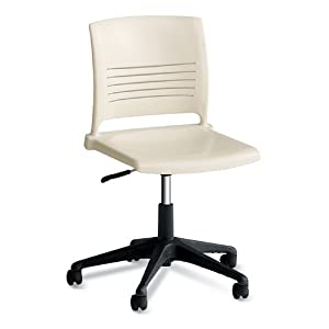 Ki Furniture Strive Armless Task Chair Home