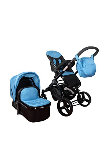 Elle Baby Travel System (blue)