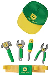 John Deere - Deluxe Talking Toolbelt Set from Rc2