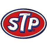 STP Oil Gas Logo Racing F1 Moto Gp Nascar Team Motorcycle Car Jacket Iron Patch