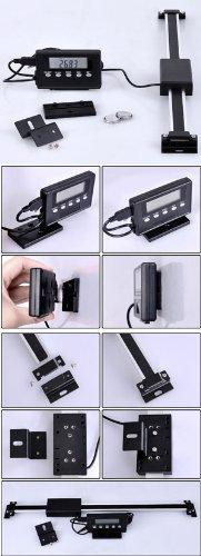 Lathe Milling Machine Remote DRO Digital Readout Scale 12