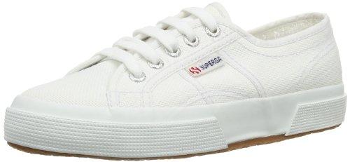 Superga 2750-Cotu Classic Sneaker, Donna, Bianco (White 901), 40