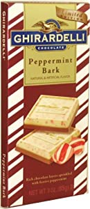 Ghirardelli Limited Edition Peppermint Bark Bar