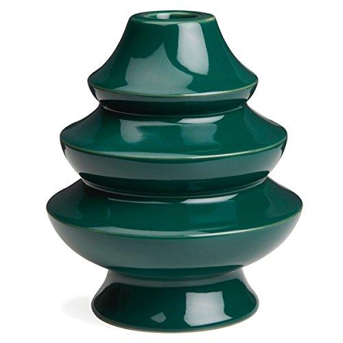Kähler Design - Kerzenhalter AVVENTO grün - 13,5cm - Kerzenständer Advent Weihnachten