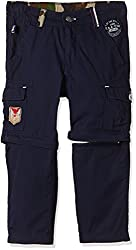 Seals Boys' Shorts (AM8075_1_Dark Navy_4)