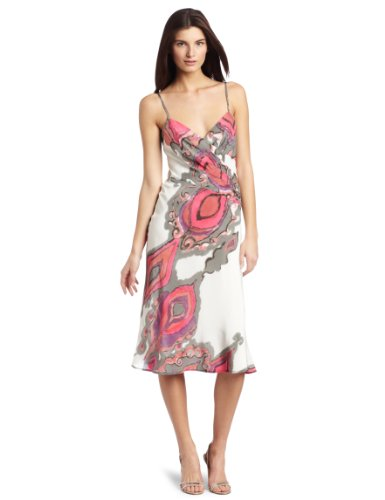 Trina Turk Women's Sun Seeker Dress, Multi, 10