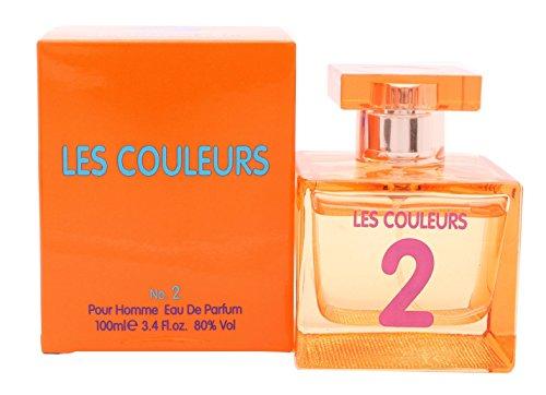 Laurelle Les Couleurs 2 Homme Eau de Parfum 100ml Spray by Laurelle