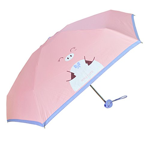 cy anti uv foldable parasol creative catton umbrella for. Black Bedroom Furniture Sets. Home Design Ideas