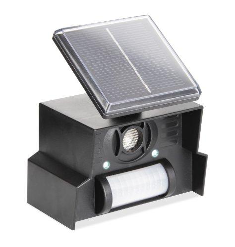 PestBye ソーラーパネル付きキャットスケアラー (猫・小動物おどし装置) - PB0038